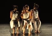 © Katja Engbrecht, 2013. Mit Mozhgan Rabbany, Kamila Olympia Rudnicki und Wiebke Heinrich.